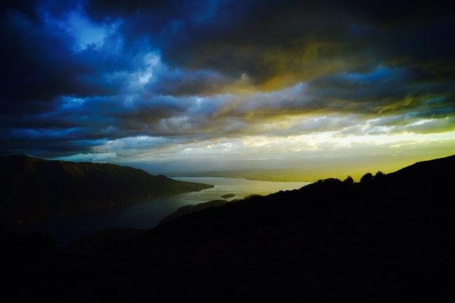 NZ南島トレッキング・フィヨルドの風と稜線のケプラートラック 中編2