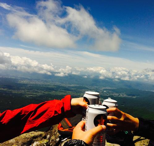 山時間が数倍楽しくなる!山に酒を持ち運ぶ方法 20年テント泊山行してわかった #おすすめ山酒ボトル3選